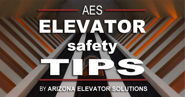 Elevator Safety Tips
